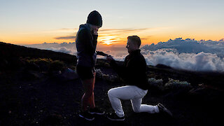 Hawaii Sunset Proposal