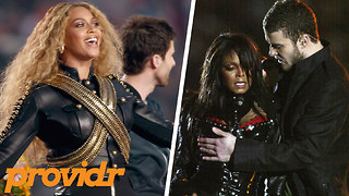 5 Memorable Superbowl Halftime Moments - Video