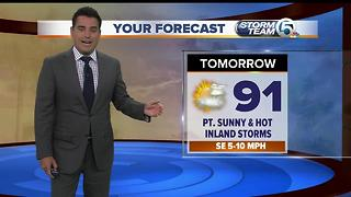 South Florida weather 7/2/17 - 6pm report - Video