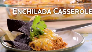 Mouthwatering enchilada casserole recipe - Video