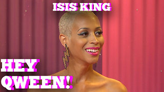 IsisKing on HEY QWEEN! with Jonny McGovern - Video