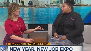 Job Fair Giant hosting New Year, New Job expo in Southfield on Thursday, December 29 - Video