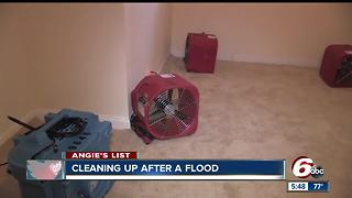 Angie's List: Cleaning up after a flood - Video