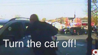 Lawrenceburg Police Capt. Brian Miller escapes dangerous standoff, high-speed chase - Video