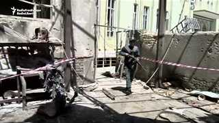 Security Forces Guard Kabul Mosque After IS-Claimed Attack - Video
