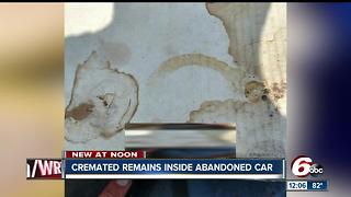 Car crusher finds woman's ashes before destroying car