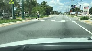 Cars still hitting people despite new crosswalks | Digital Short - Video