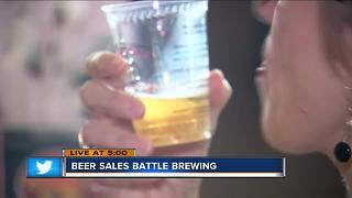Craft breweries fear last-minute budget regulation - Video
