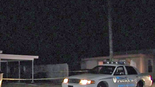 Fort Pierce man, 26, hospitalized after home invasion, shooting - Video