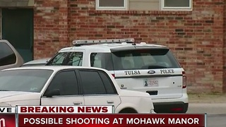 Shots fired at Mohawk Manor apartments - Video