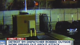 DPD dispatcher attacked outside of work speaks out - Video