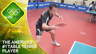 Rio 2016: Is this the new table tennis champ? - Video