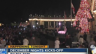 December Nights: night one - Video