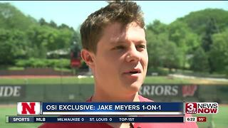 OSI TV Exclusive: Jake Meyers 1-on-1 - Video