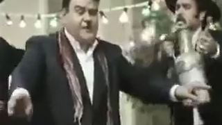 Akbar Abdi and Funny Dance Scenes in Movie - Video