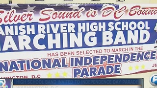 High school band invited to Interdependence Day Parade - Video