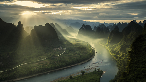 Guilin, China: A City of the Heavens