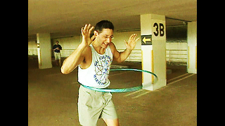 Hula Hoop Racing Record - Video