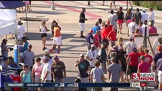 Parking and safety information for the College World Series