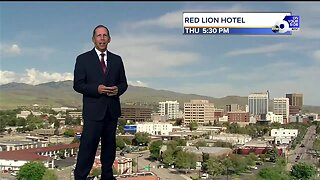 Scott Dorval's On Your Side Forecast