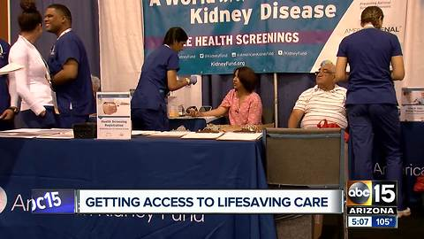 Annual lifesaving medical care convention held in Phoenix