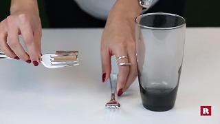 Bar Tricks - Balancing Two Forks - Video
