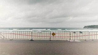 Los Angeles County Beaches: Closed
