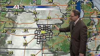 Jeff Penner Friday Evening Forecast Update 3 9 18 - Video