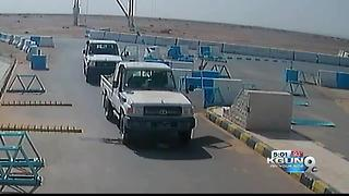 Jordan releases security footage of shooting of 3 US troops, one from Tucson - Video