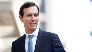 Jared Kushner Appears In Front Of Senate Intelligence Committee