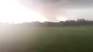 Tornado Touches Down in Ellaville, Georgia - Video