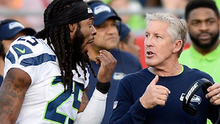 Richard Sherman FIRES SHOTS At Pete Carroll Following Release