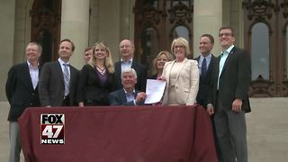 Governor Snyder signs final budget