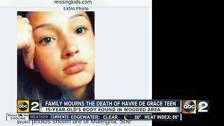 Teen found in woods, death being investigated as homicide - Video