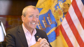 New Jersey Governor Phil Murphy on What He Wants in a Legal Weed Bill