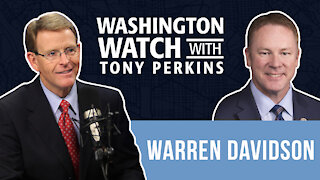 Rep. Warren Davidson Blasts the Dems' Equality Act as a War Against Faith and Freedom