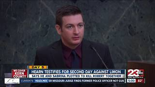 Hearn details day of Robert Limon's death, emotions after - Video