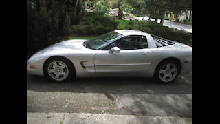 Corvette C5 Outside Rearview Mirror Repair. Part One of Three.