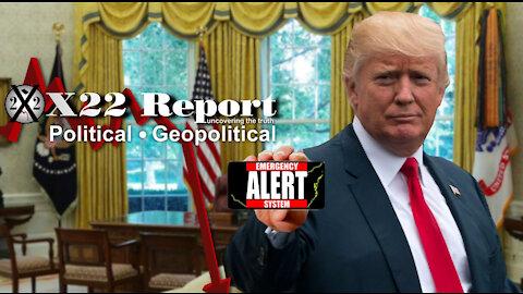 Episode 2321b - The Sting Operation Has Begun, Trump Knew, Be Ready, EAS On Deck