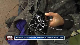 What you need to know before fixing your cell phone
