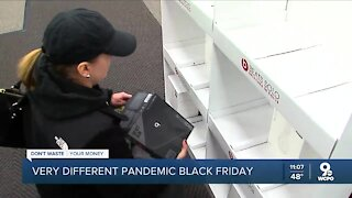 DWYM: Black Friday looks very different this year