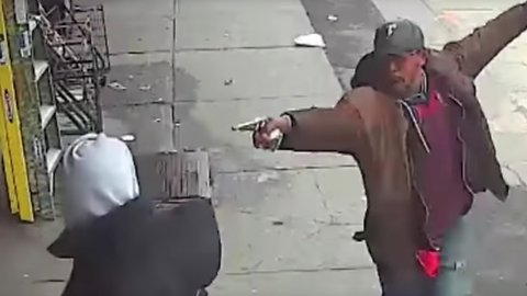 NYPD Releases Video Of Black Man Before Fatal Shooting