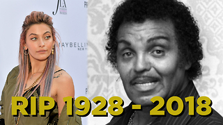 Paris Jackson Celebrates Joe Jackson With Twerking! - Video