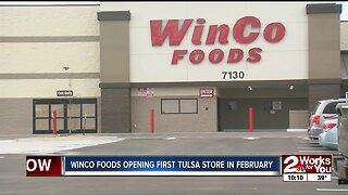 WinCo Foods opening first Tulsa store in February