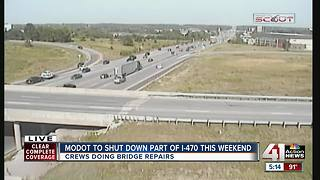 I-470 project expected to cause major traffic delays