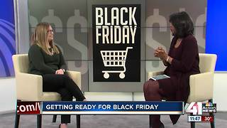 Getting ready for Black Friday - Video