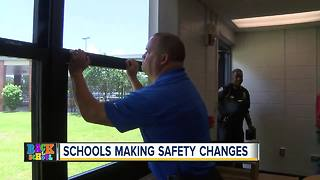Tampa Bay area schools making safety changes
