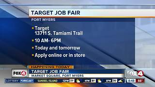 Target job fair - Video
