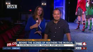 Heathers: The Musical takes the stage in Fort Myers - Video