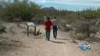 Pima County prepares hiking trails ahead of monsoon - Video
